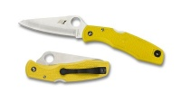 Kapesní nůž Spyderco Pacific Salt Lighweight Yellow - C91PYL